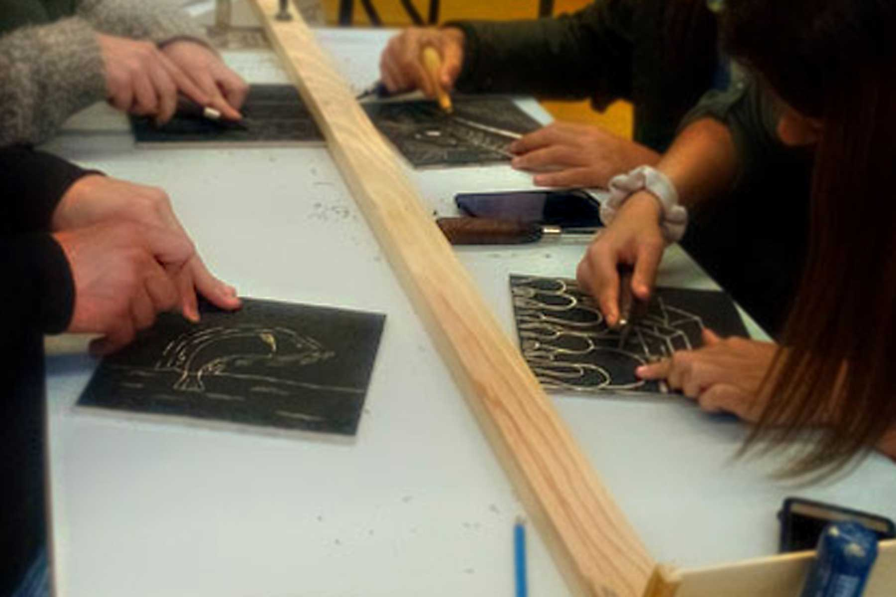 WOODCUT Workshop